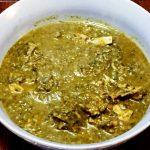 Gongkura lamb curry