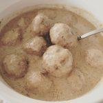 badami chicken kofta curry