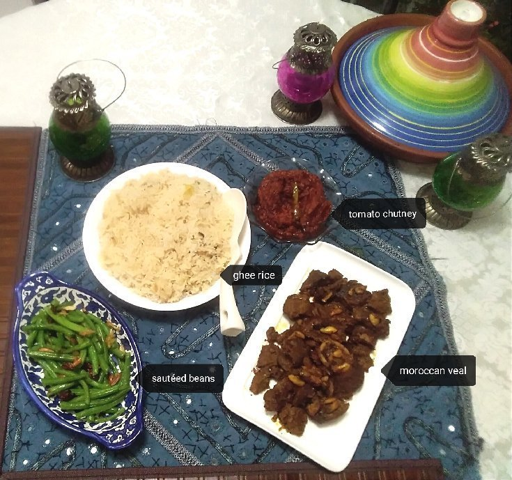 meal moroccan