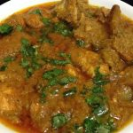 trout mango curry